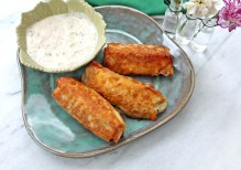 Corned Beef & Cabbage Egg Rolls