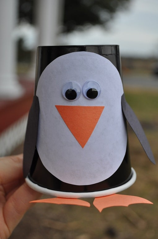 And Arts Crafts Penguin