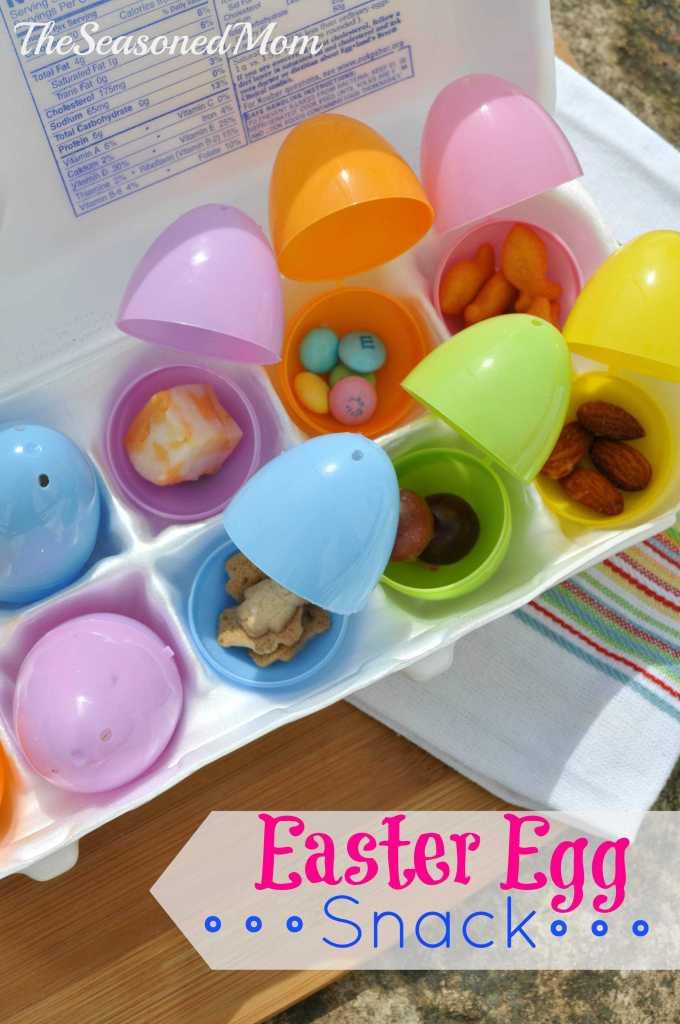 Easter Egg Snack