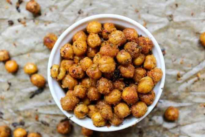 cool ranch chickpeas
