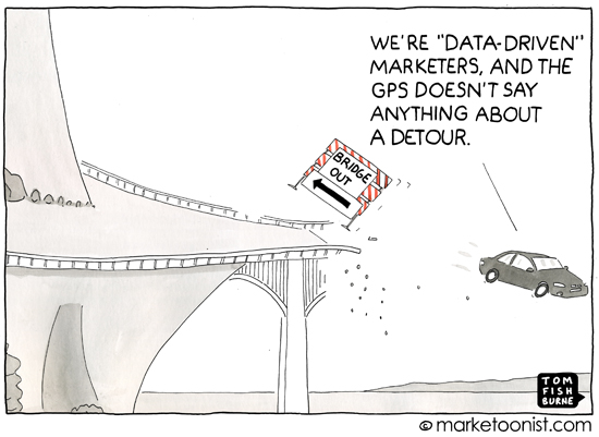 bad data for marketers