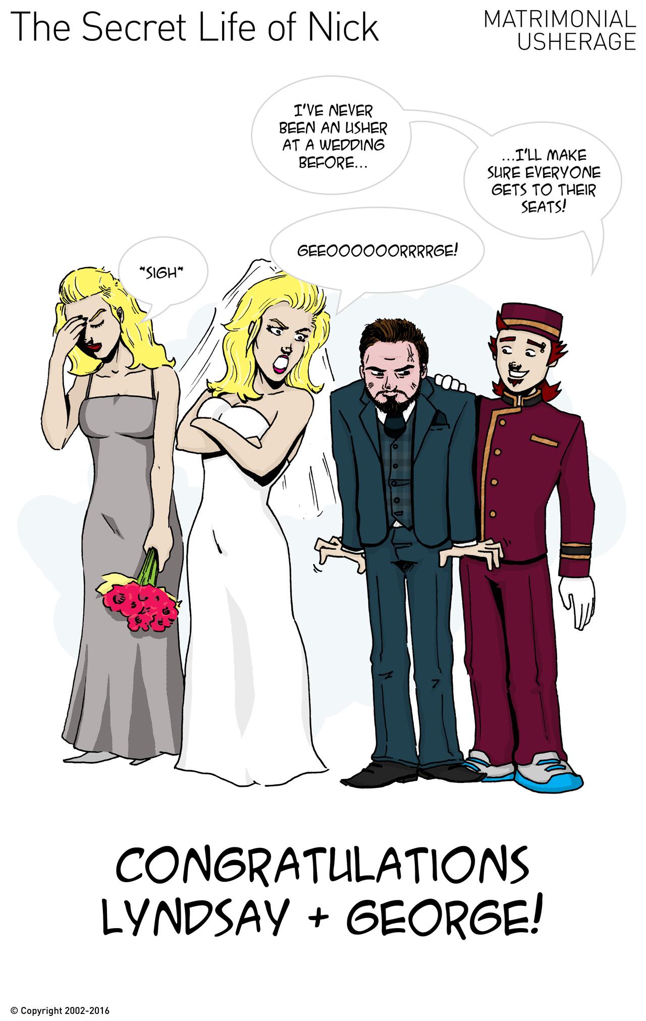 Matrimonial Usherage