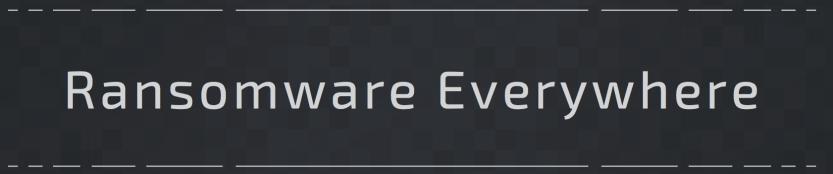 RansomwareEverywhere