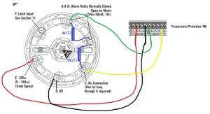 Premier 48 & Exodus Fire Detector  !!DIY Installers