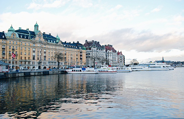 Stockholm in winter | These Four Walls blog
