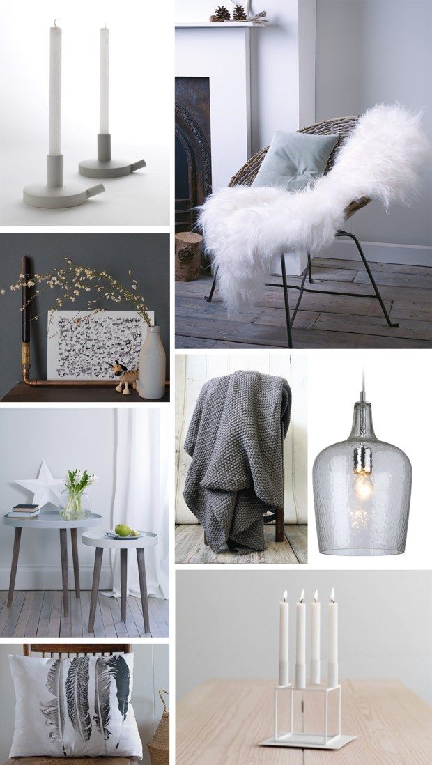 Grey lounge wishlist | These Four Walls