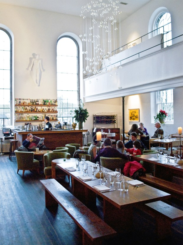 At the Chapel - a stylish Somerset hotel   These Four Walls