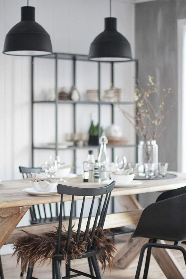 scandinavian dining room inspiration these four walls rh thesefourwallsblog com