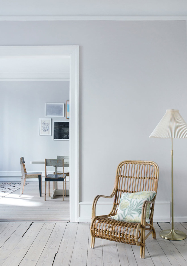 House tour | A dash of bohemia in Copenhagen | These Four Walls blog