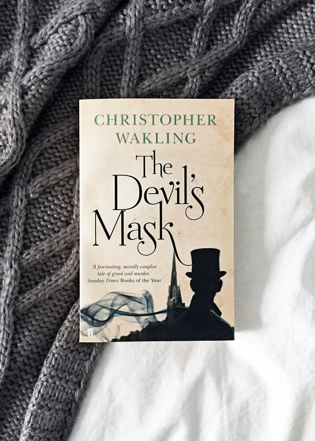 The Year in Books - June 2015 | The Devil's Mask by Christopher Wakling | These Four Walls blog