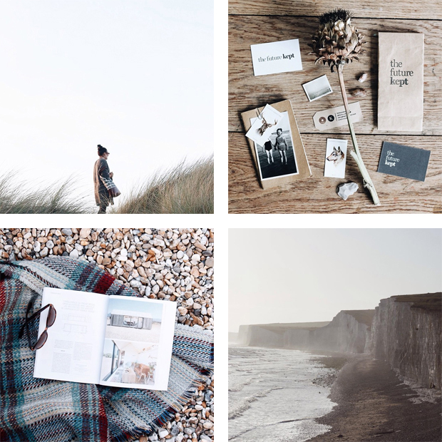 Instagram Inspiration | The Future Kept | These Four Walls blog