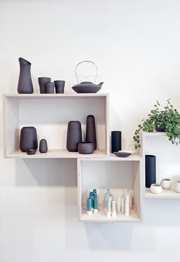 Displaying ceramics | These Four Walls blog