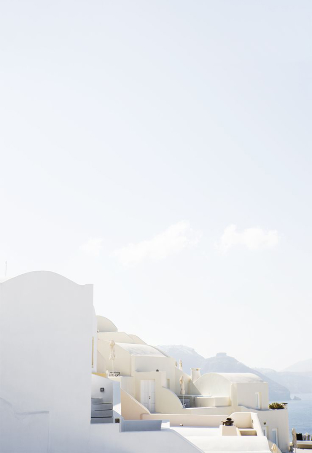 Santorini | Travel inspiration for 2016 | These Four Walls blog