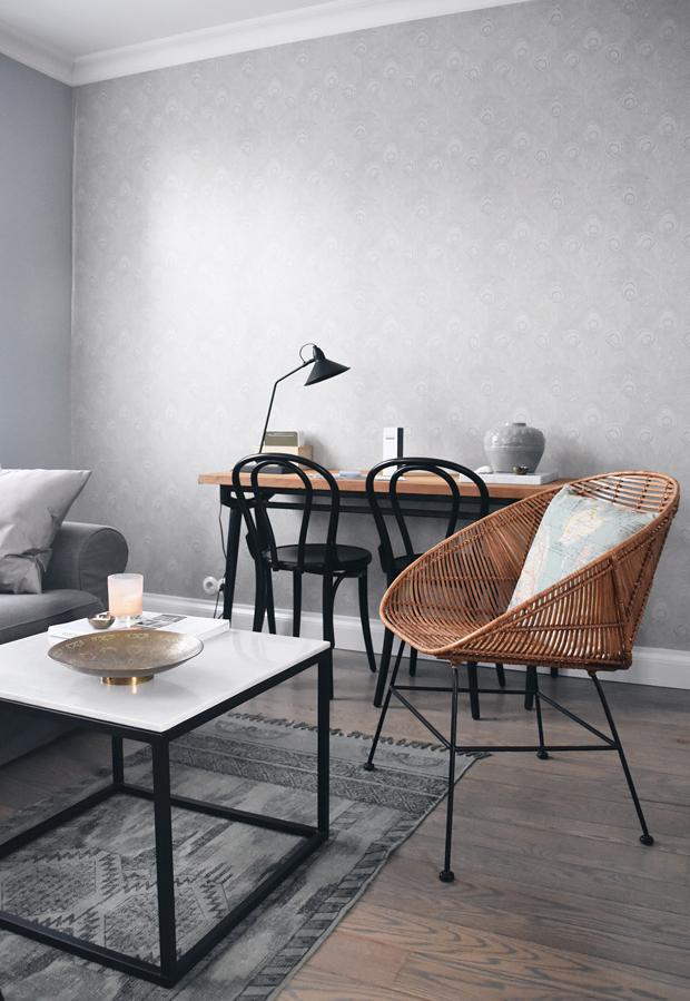 Iceland | A beautiful Reykjavik apartment | These Four Walls blog