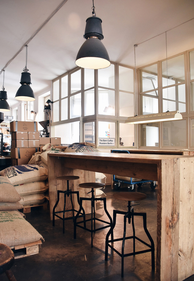 The Barn Roastery | Berlin restaurants & cafés | These Four Walls blog