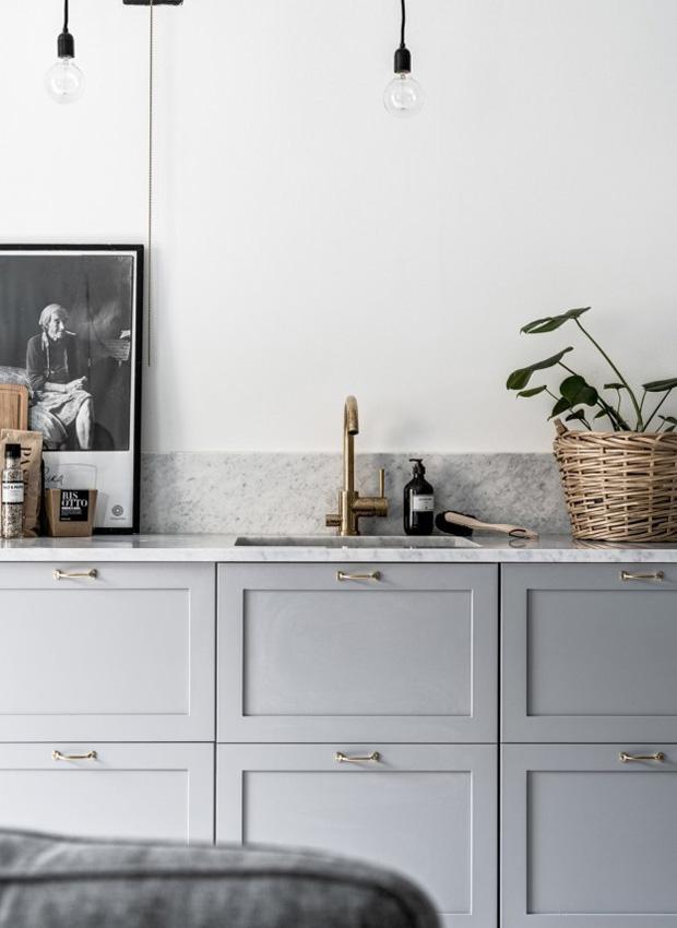 Six ideas for kitchen splashbacks | These Four Walls