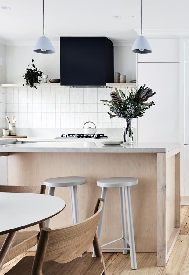 Kitchen splashbacks - metro tiles 3