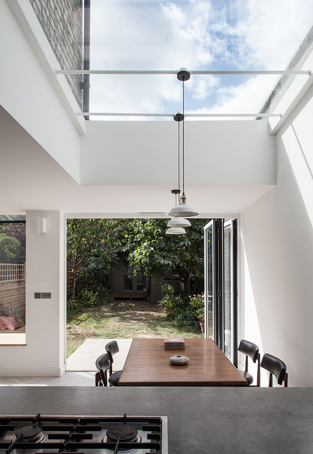 Home tour | A light-filled extension in London | These Four Walls blog
