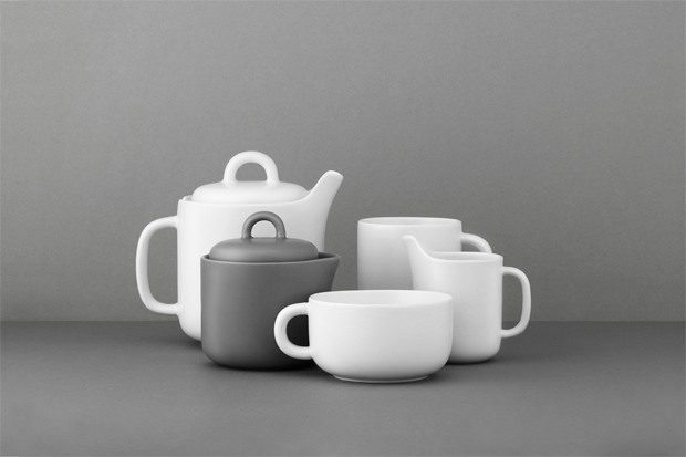 'Bliss' tea service from Normann Copenhagen | New furniture and homeware finds - September 2016 | These Four Walls blog