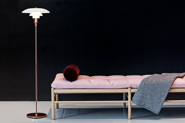 Limited-edition copper for the 31⁄2-21⁄2 floor lamp | New furniture & homeware finds - October 2016 | These Four Walls blog