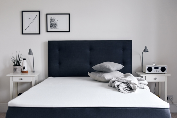 Review | The Emma mattress | These Four Walls blog