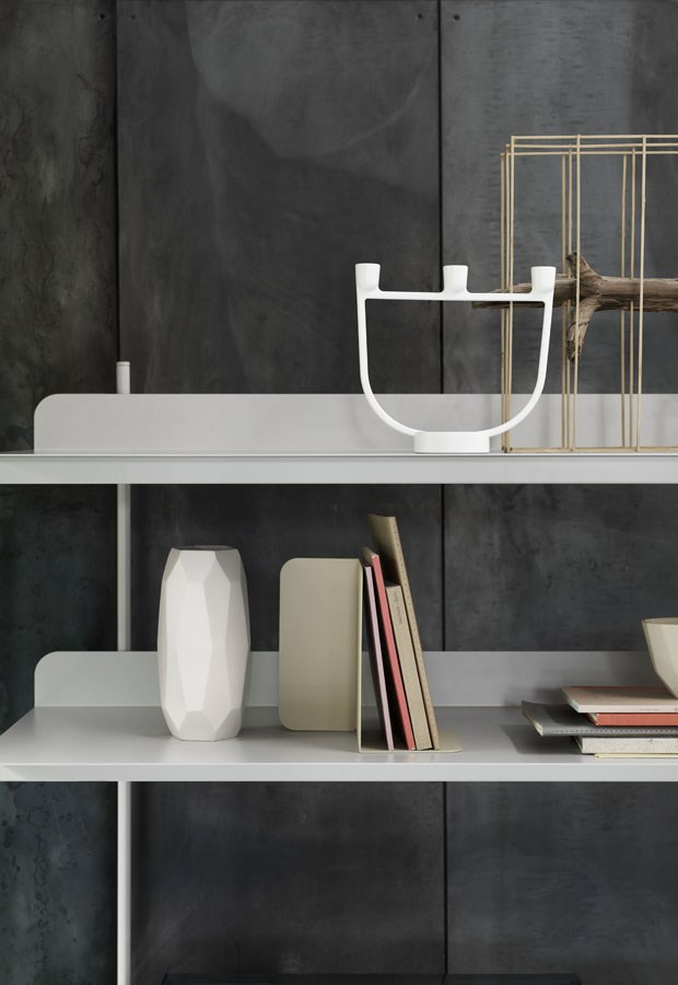 'Compile' by Muuto | Six of the best... Scandinavian shelving systems | These Four Walls blog