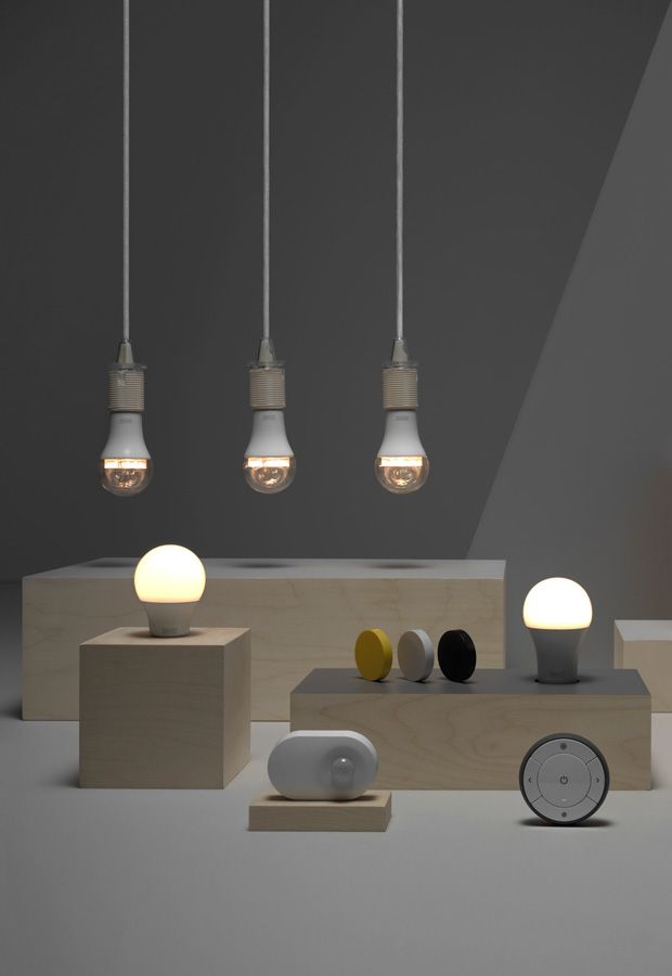 Smart lighting from IKEA | New furniture & homeware finds | These Four Walls blog