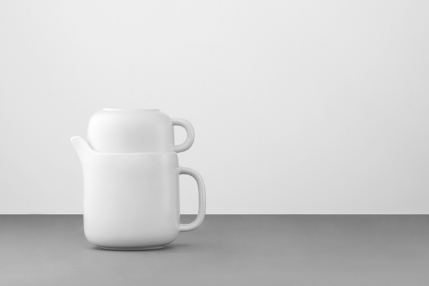 Normann Copenhagen's 'Bliss' tea set at Ross & Brown | New furniture & homeware finds | These Four Walls blog