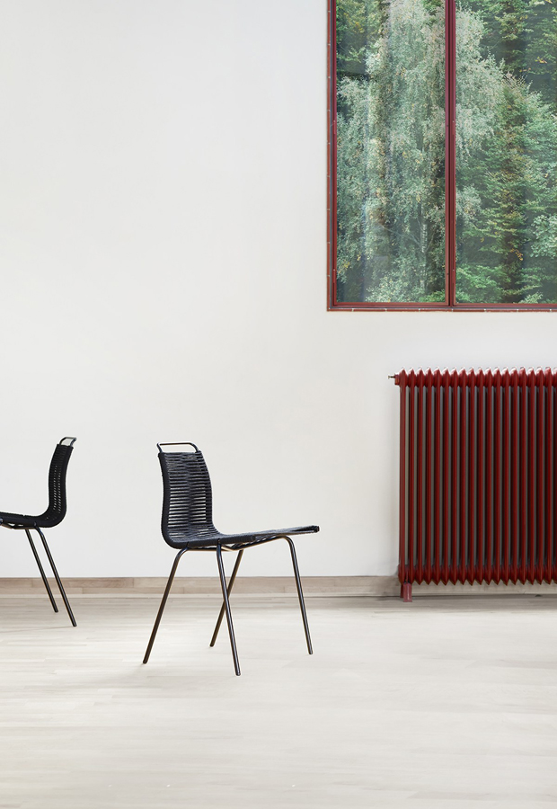 Poul Kjærholm's relaunched 'PK1' chair from Carl Hansen & Son | New furniture & homeware finds - June 2017 | These Four Walls blog