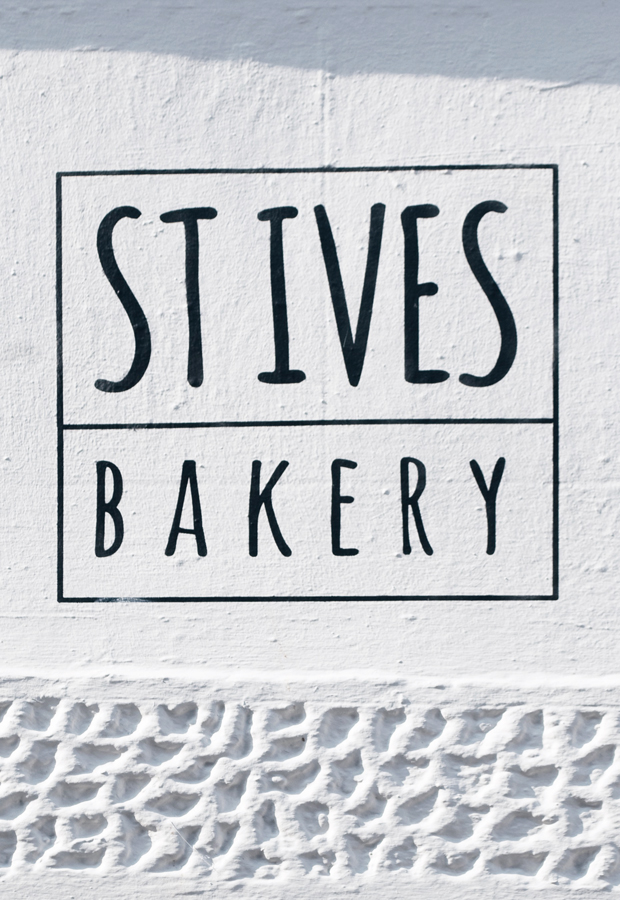 St Ives Bakery | Top tips for western Cornwall | These Four Walls blog