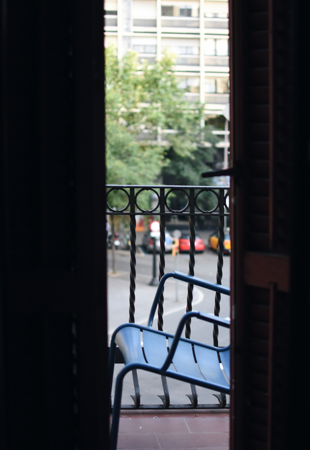 Hotel Alexandra, Barcelona | These Four Walls blog