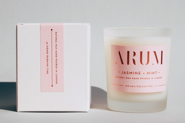 Summer scents from Arum | New furniture & homeware finds - July 2017 | These Four Walls blog