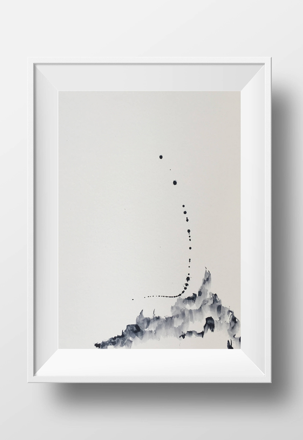Emilie Van Camp | New wall-art finds | These Four Walls blog