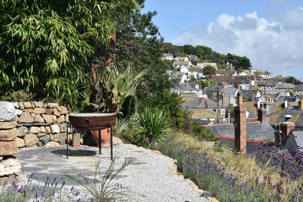 Fallen Angel | Cornwall | These Four Walls blog