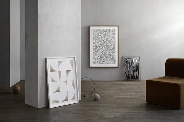Kristina Krogh | New wall-art finds | These Four Walls blog