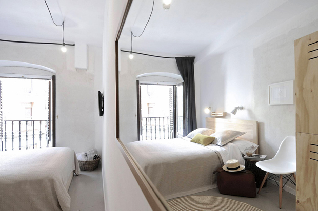 The Hat | Five stylish places to stay in Madrid | These Four Walls blog