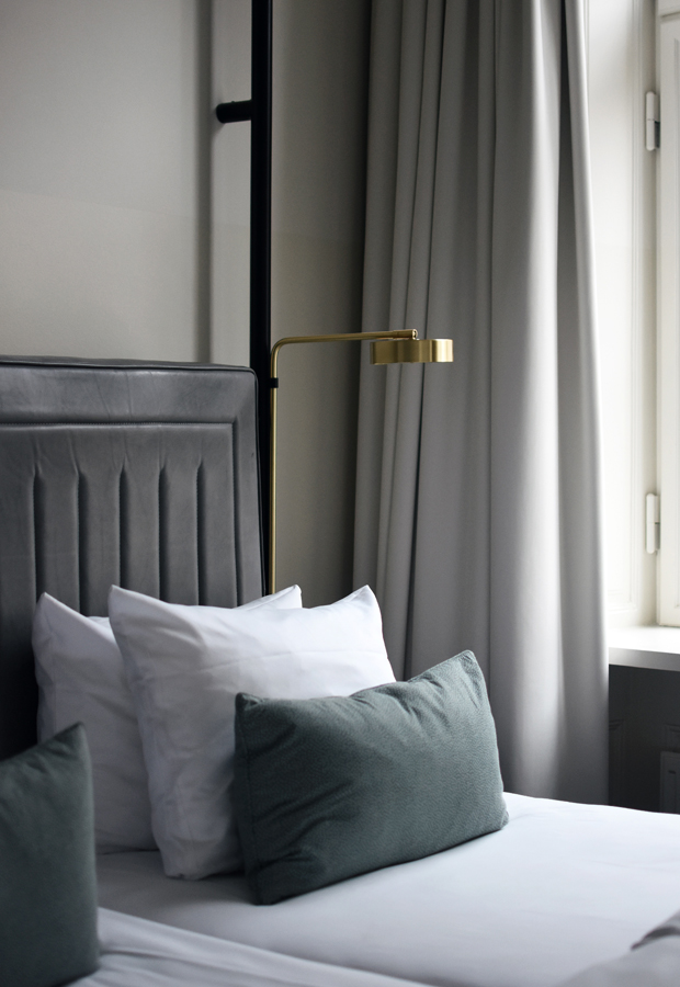 A stay at Copenhagen's Hotel Danmark | These Four Walls blog