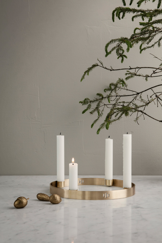 Festive minimalism from Ferm Living | These Four Walls blog