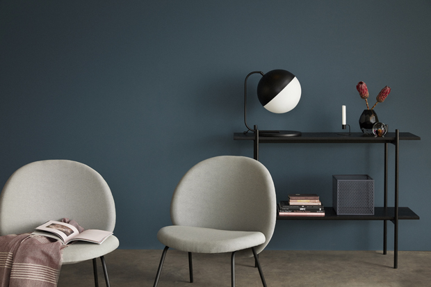 Matte-black fittings and accessories | Interior-design trends for 2018 | These Four Walls blog