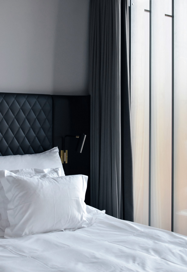 Hotel At Six | Five stylish places to stay in Stockholm | These Four Walls blog