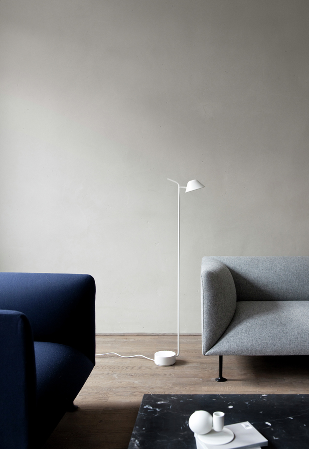 The Best Minimalist Floor Lamps | These Four Walls Blog