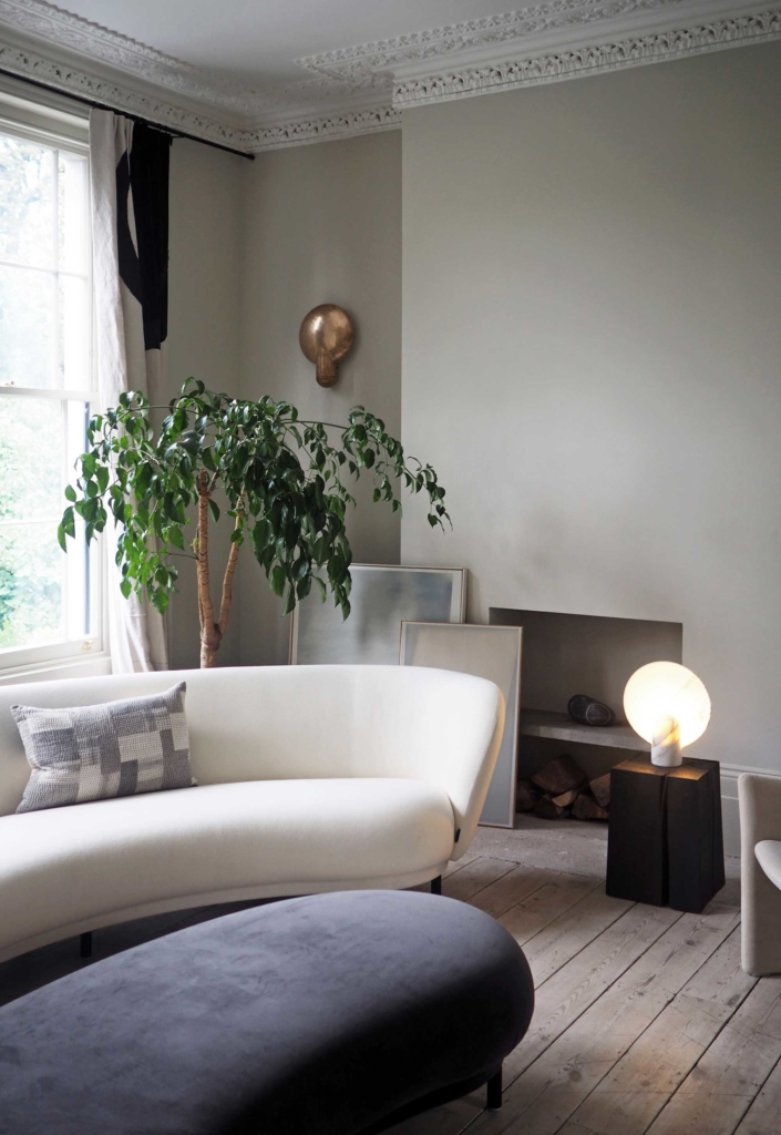 Home tour an elegant calming house