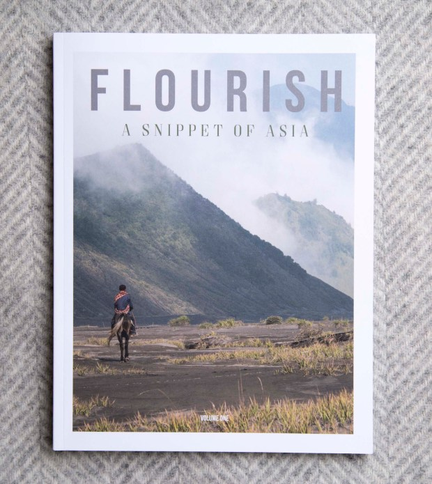 Flourish - 10 independent magazines to inspire your travels in 2019 | These Four Walls blog