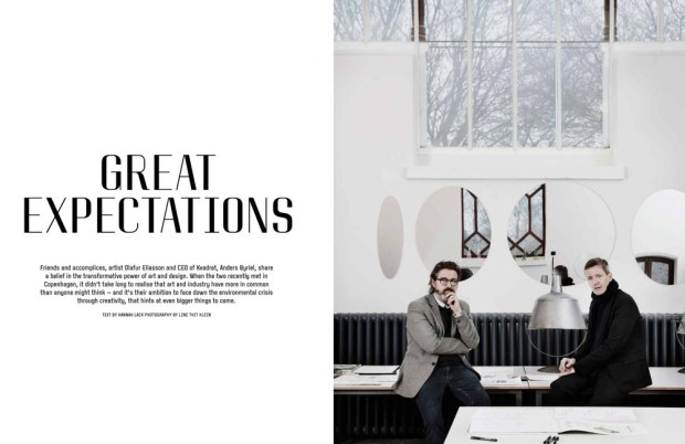 Oak The Nordic Journal - 10 independent magazines to inspire your travels in 2019 | These Four Walls blog