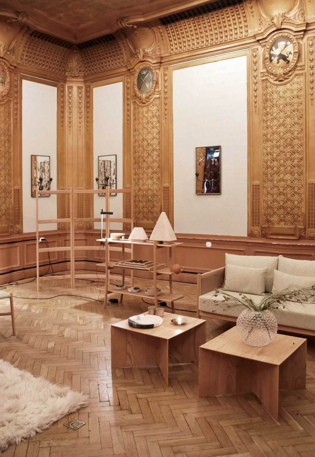 'The Fenix Palace' from Ariake, Wästberg & My Residence - highlights from Stockholm Design Week 2019 | These Four Walls blog