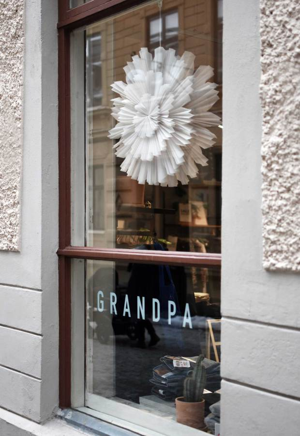 Grandpa - top tips for a design-led city break in Gothenburg | These Four Walls blog