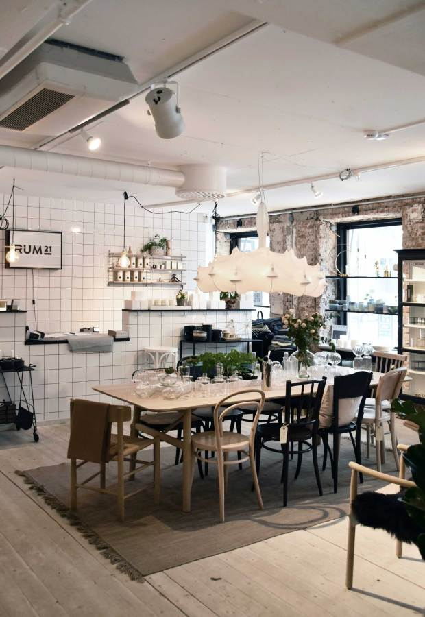 Rum 21 - top tips for a design-led city break in Gothenburg | These Four Walls blog