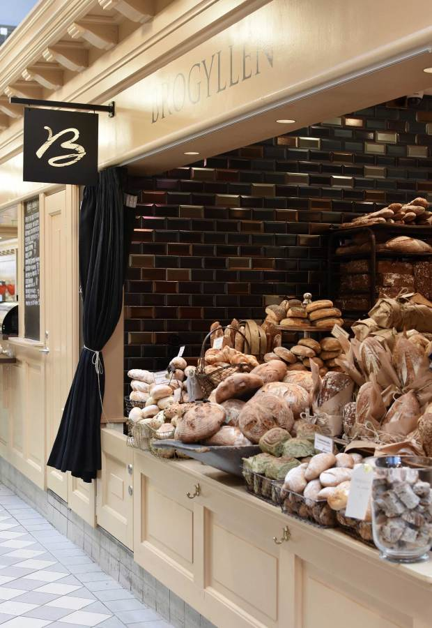 Saluhallen - top tips for a design-led city break in Gothenburg | These Four Walls blog