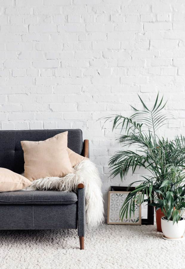 How to approach decorating a new-build home | These Four Walls blog