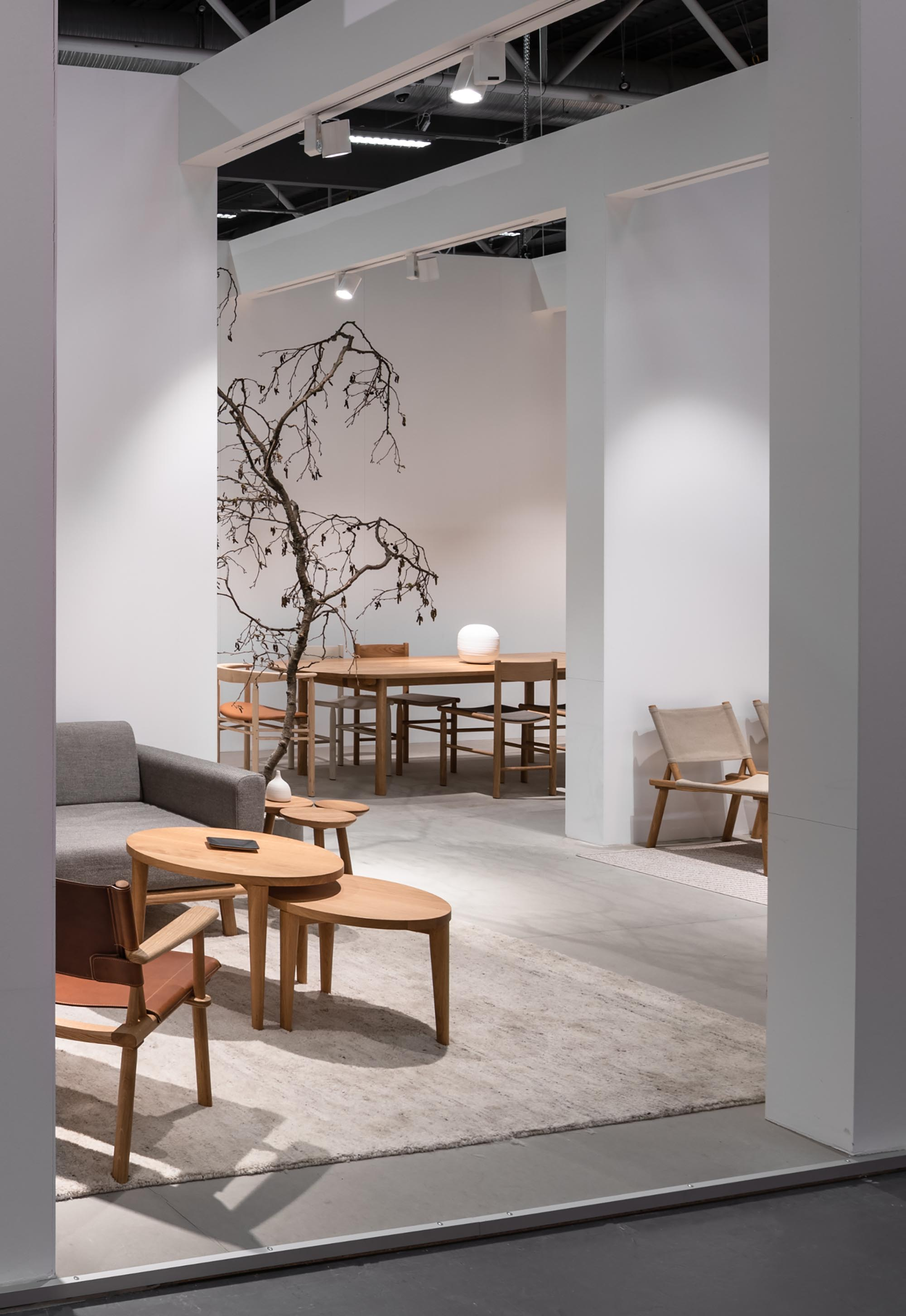 New finds from the Stockholm Furniture Fair 2020 - sustainable wooden furniture from Nikari | These Four Walls blog